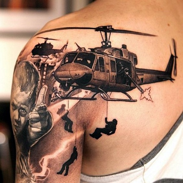 3D Tattoo Designs and Ideas (16)