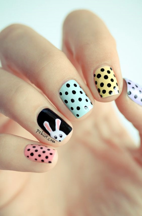 Animal Nail Art Prints (2)
