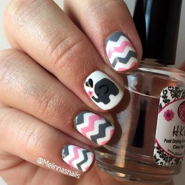 Animal Nail Art Prints (28)