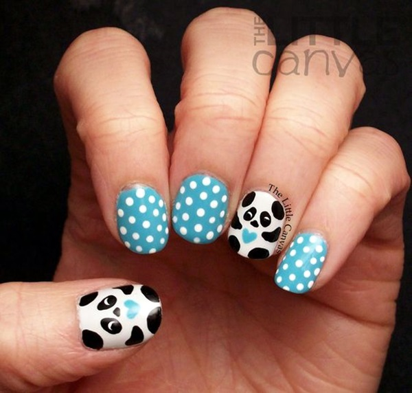 Animal Nail Art Prints (3)