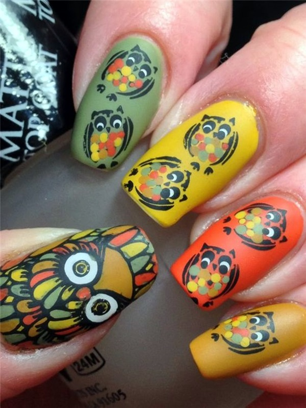 Animal Nail Art Prints (30)