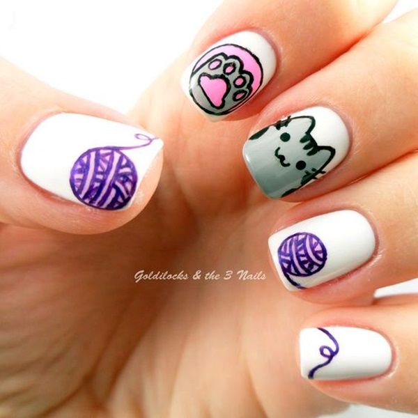 Animal Nail Art Prints (31)