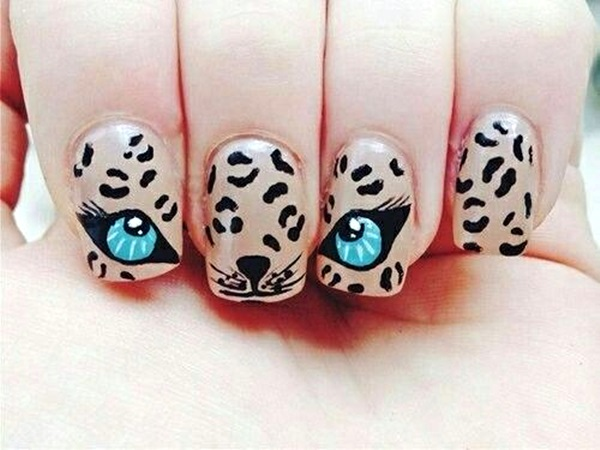 Animal Nail Art Prints (34)