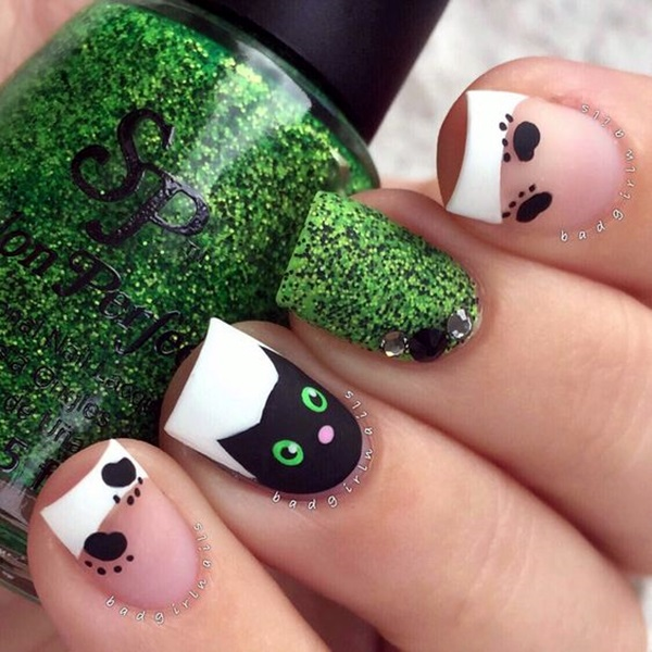 Animal Nail Art Prints (36)