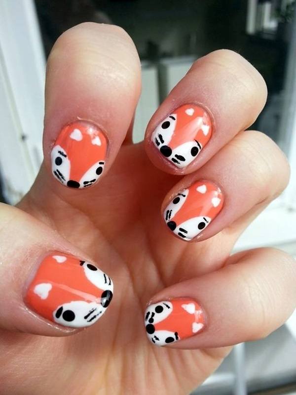 Animal Nail Art Prints (42)