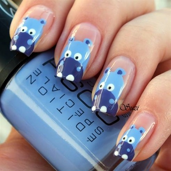 Animal Nail Art Prints (46)