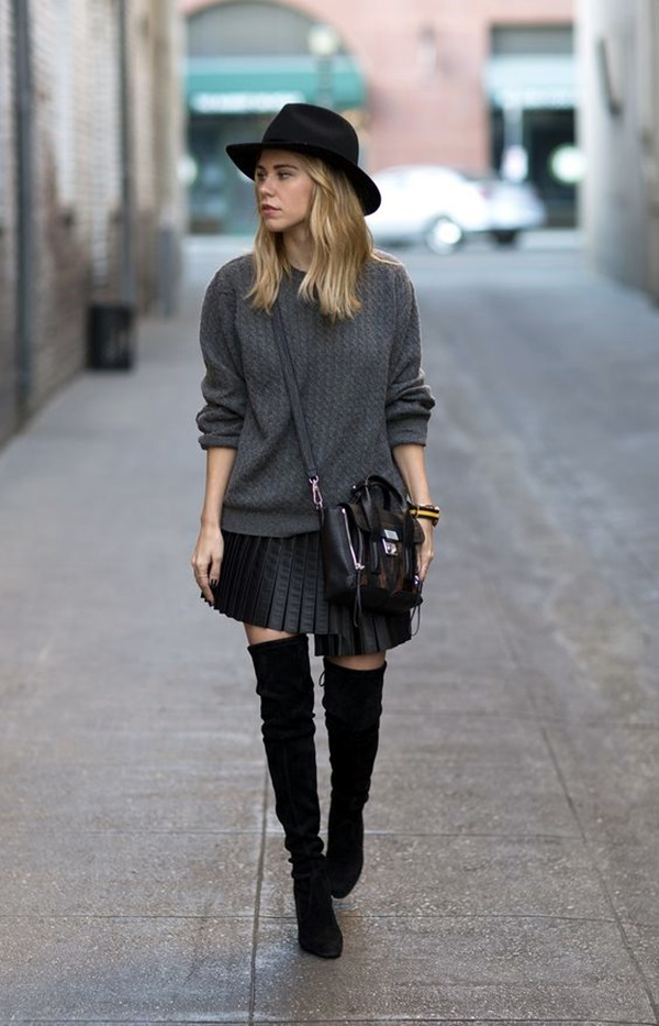 Ankle Boots Outfit (2)