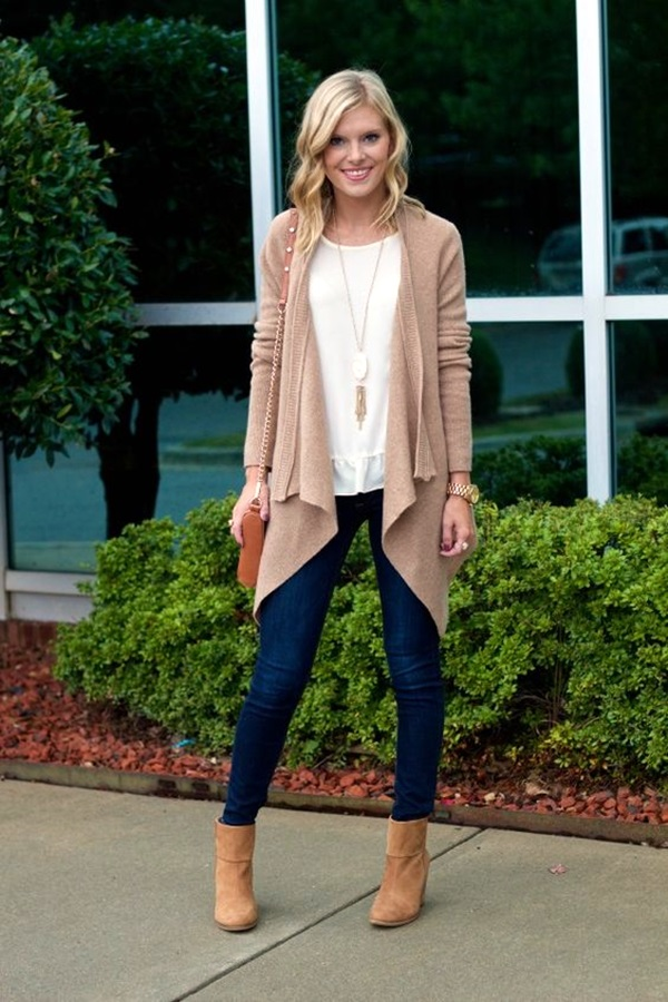 How to wear Ankle Boots Outfit in Style? (45 Ideas ...