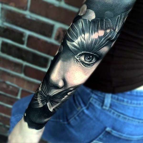 Black and Grey Tattoos Designs (9)
