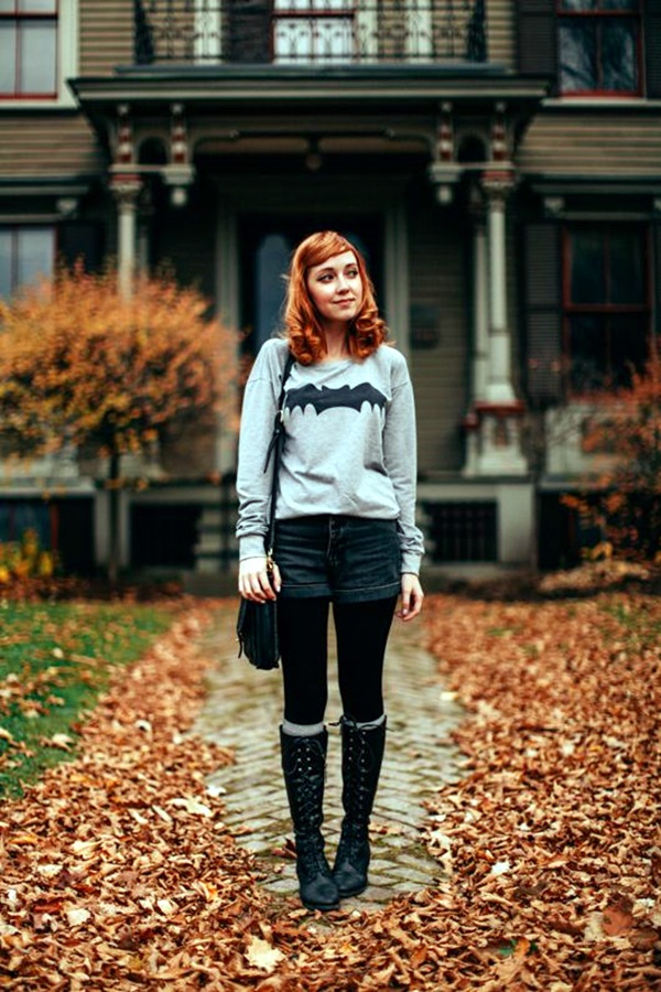College Girl fashion Outfits (5)