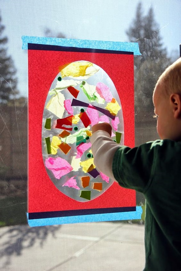 Easter Crafts for Kids and toddlers (19)