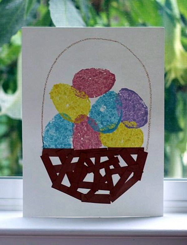 Easter Crafts for Kids and toddlers (30)