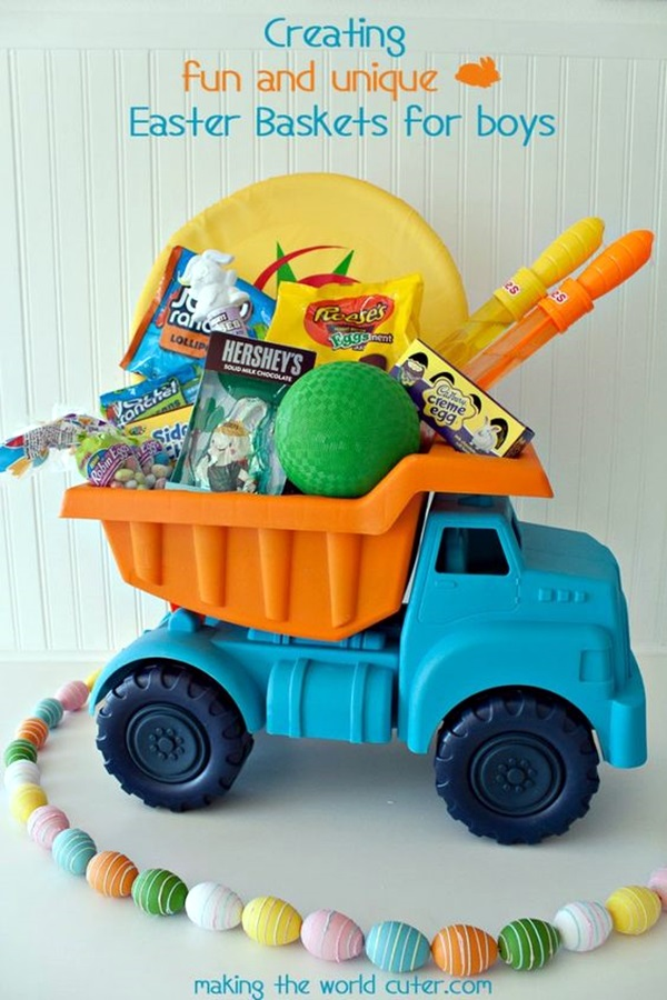 Easter Crafts for Kids and toddlers (37)