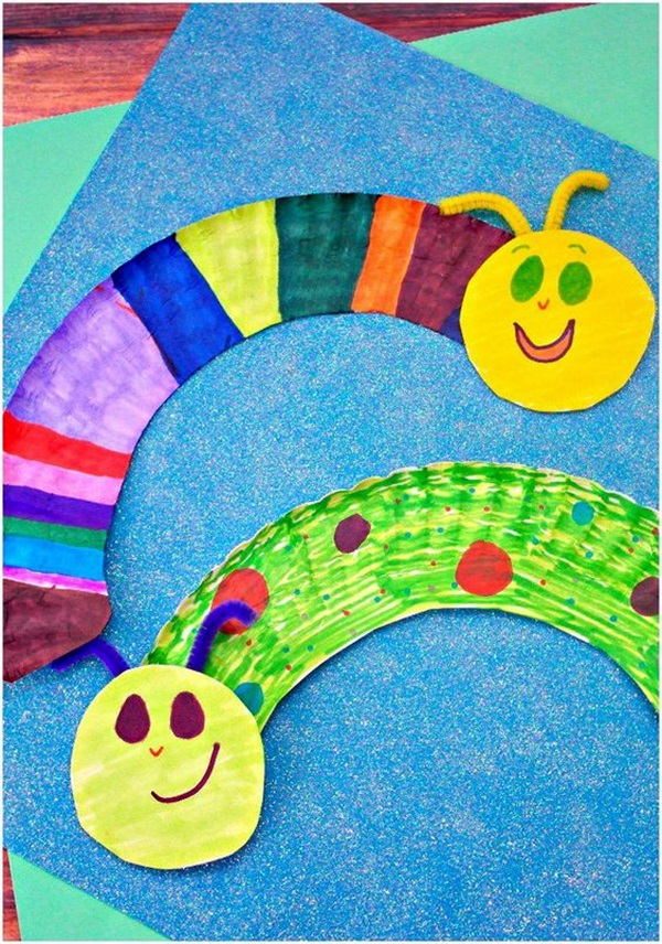 Easter Crafts for Kids and toddlers (39)