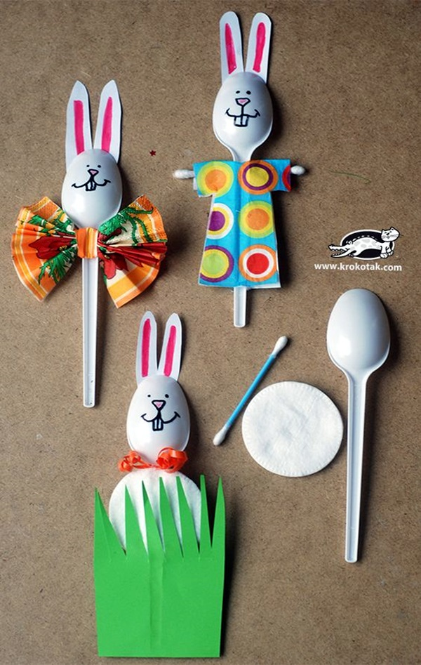 Easter Crafts for Kids and toddlers (4)