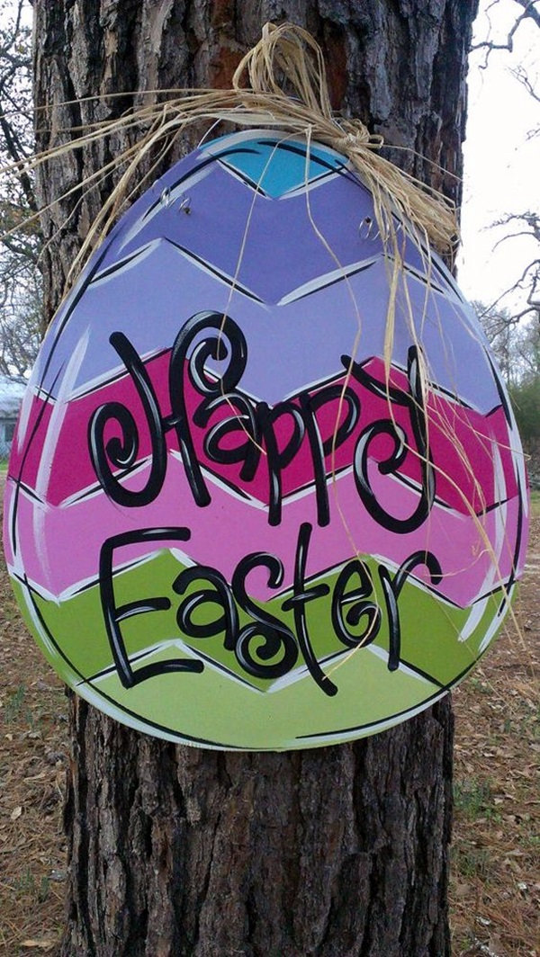 Easter Crafts for Kids and toddlers (46)