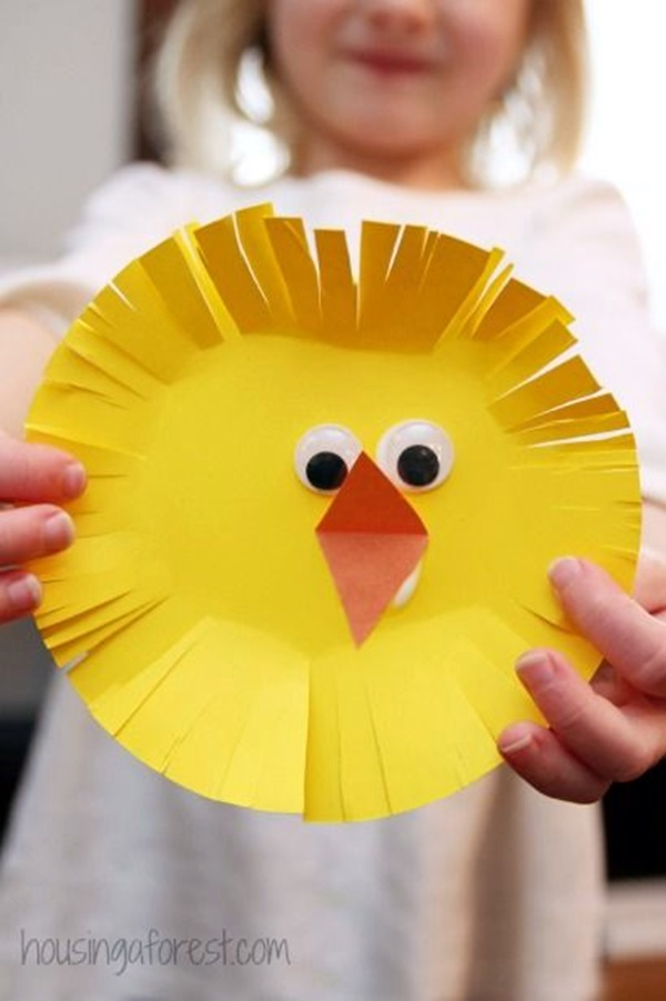 Easter Crafts for Kids and toddlers (5)