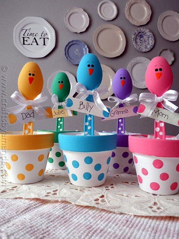 Easter Crafts for Kids and toddlers (50)