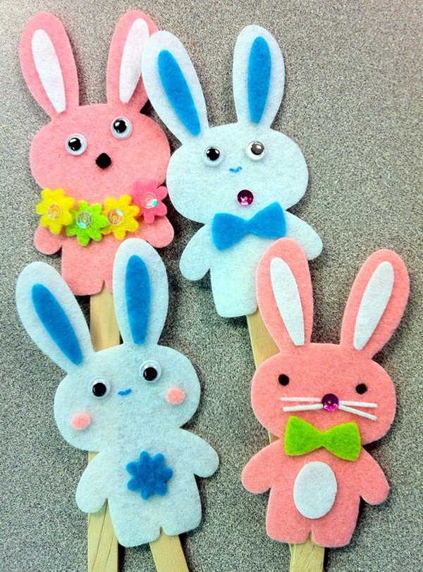 Easter Crafts for Kids and toddlers (55)