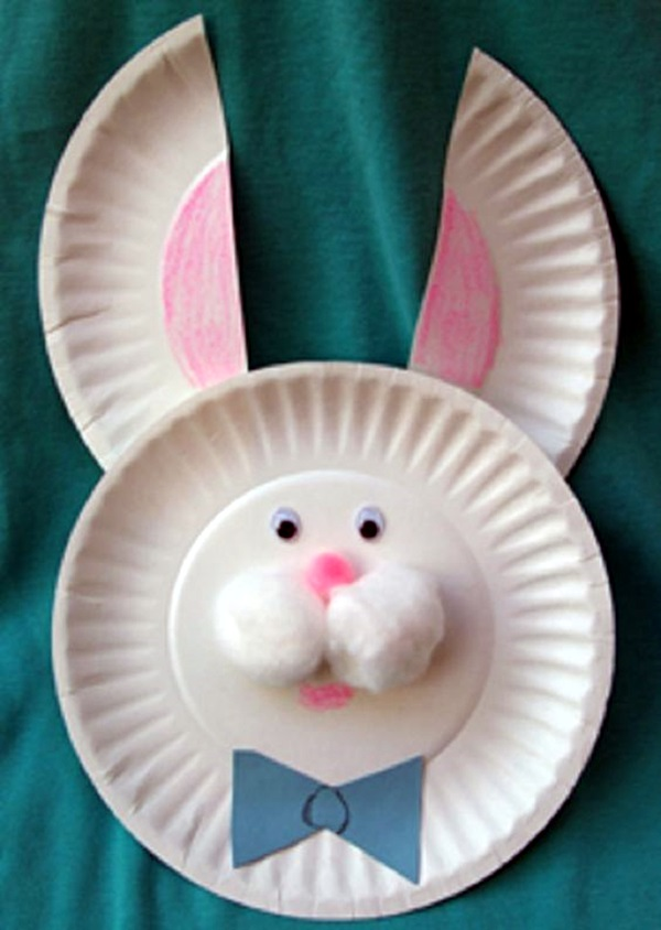 Easter Crafts for Kids and toddlers (57)
