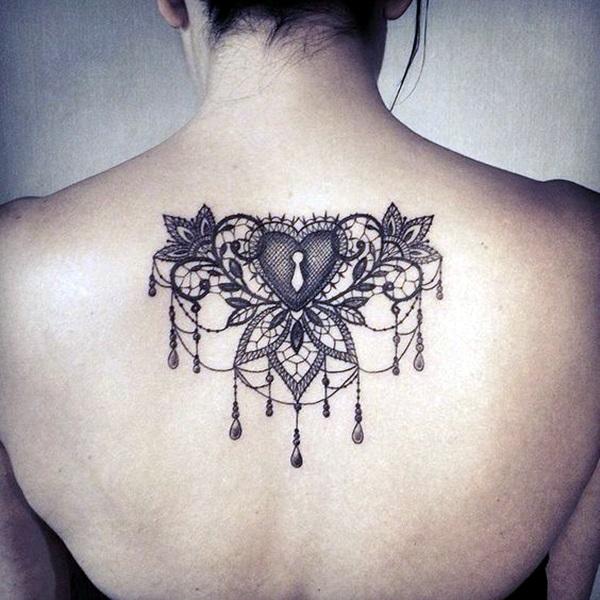 Lace Tattoo Designs (1)