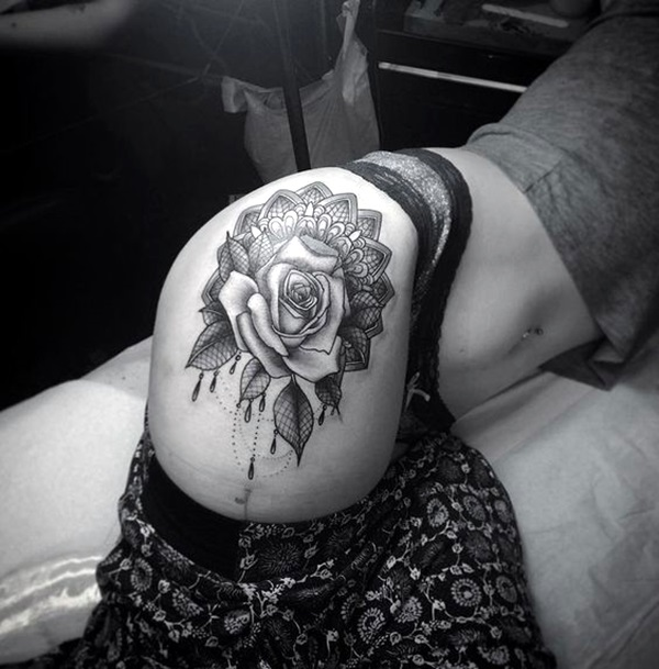 Lace Tattoo Designs (15)