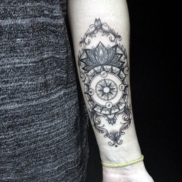 Lace Tattoo Designs (18)