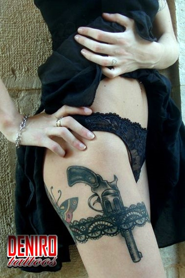 Lace Tattoo Designs (2)