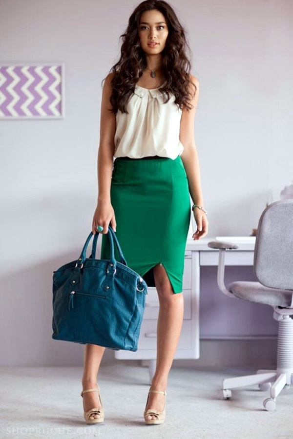 Spring Work Outfits Ideas (2)