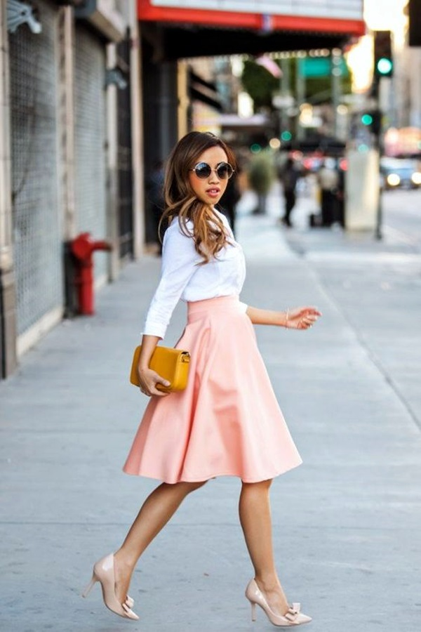 c67ac205b9 65 Catchy Spring Work Outfits Ideas For 2018