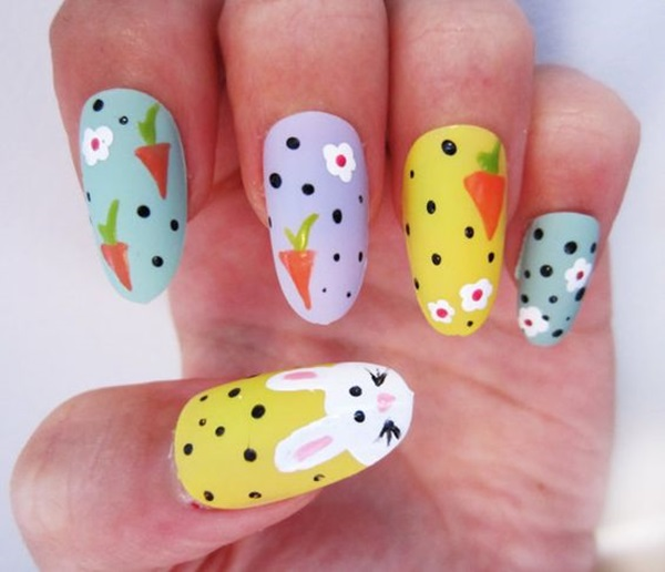 Easter Nails Art Designs (1)
