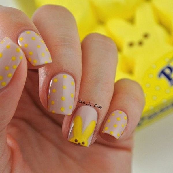 Easter Nails Art Designs (13)
