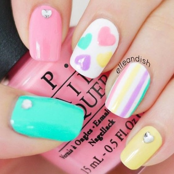 Easter Nails Art Designs (20)