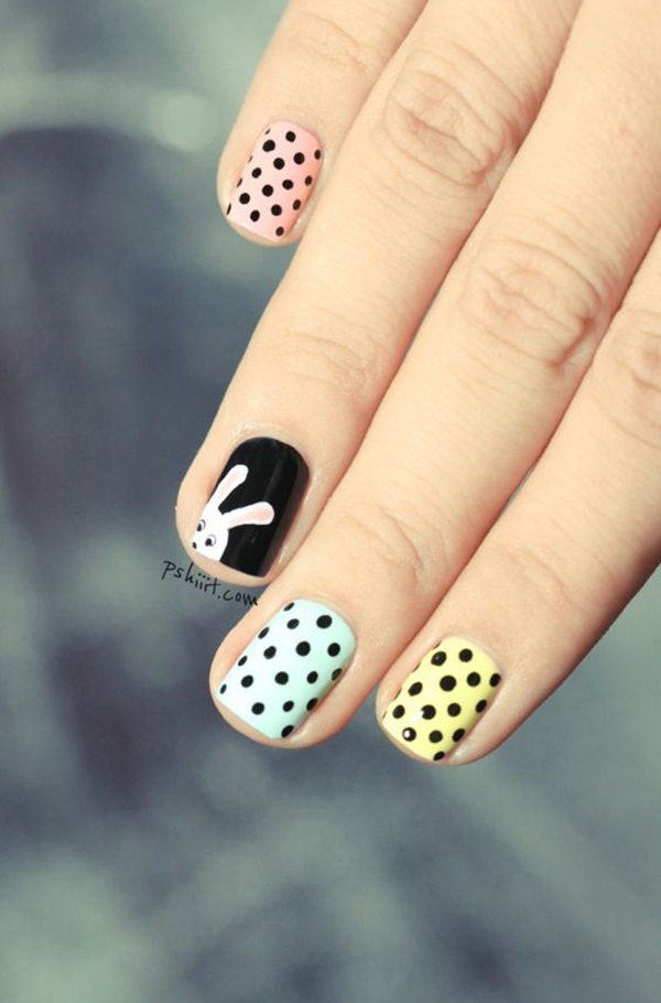 Easter Nails Art Designs (22)