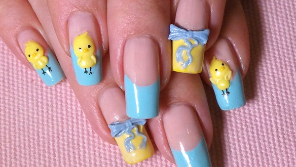 Easter Nails Art Designs (3)