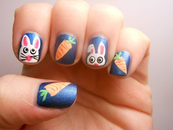 Easter Nails Art Designs (4)