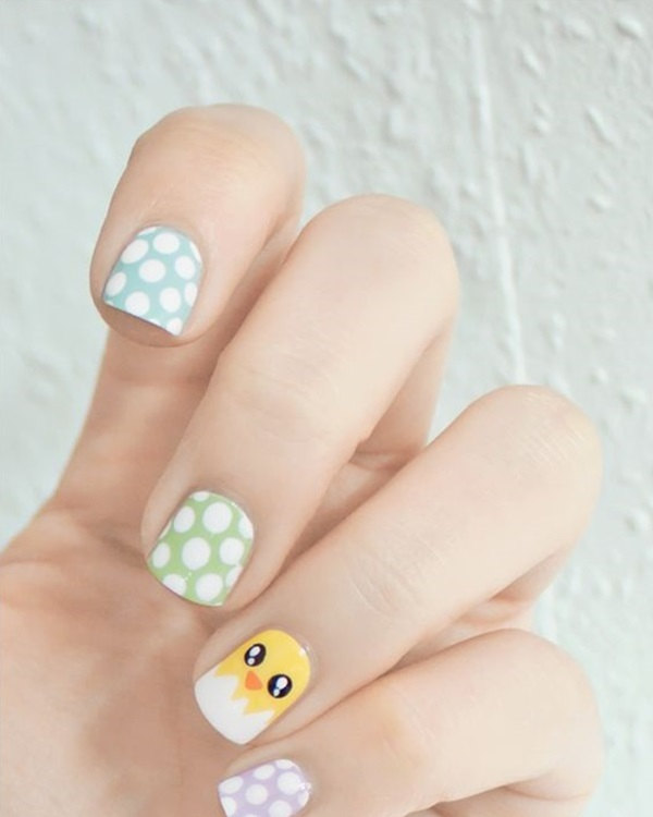 Easter Nails Art Designs (5)