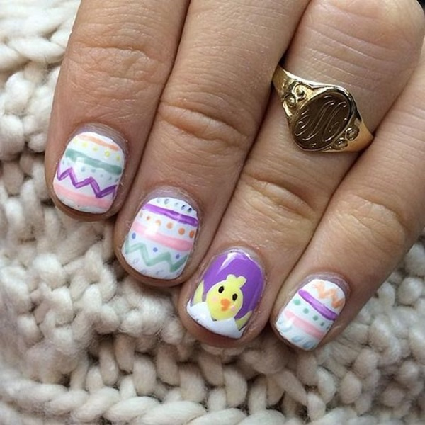 Easter Nails Art Designs (6)