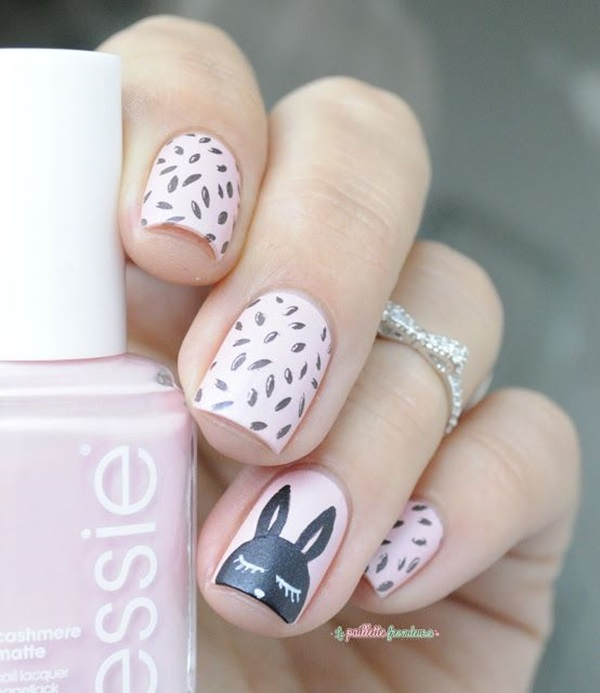 Easter Nails Art Designs (8)