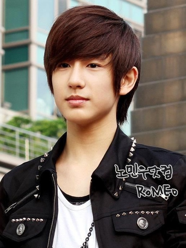 Korean Men Hairstyles (1)