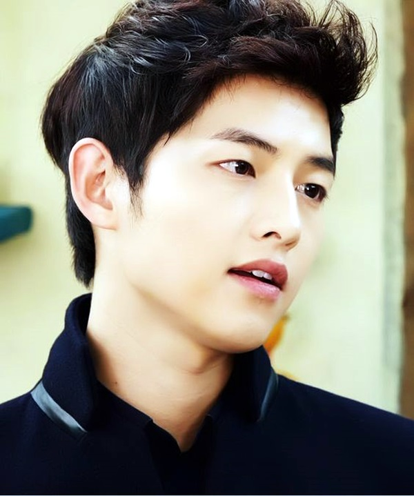 Korean Men Hairstyles (15)