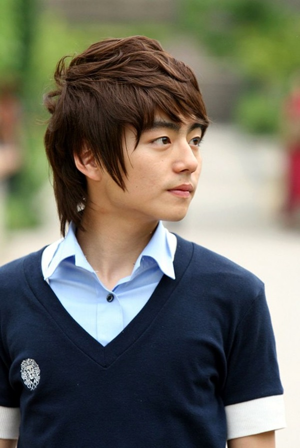 45 Charming Korean Men Hairstyles for 2016 - Fashion Enzyme