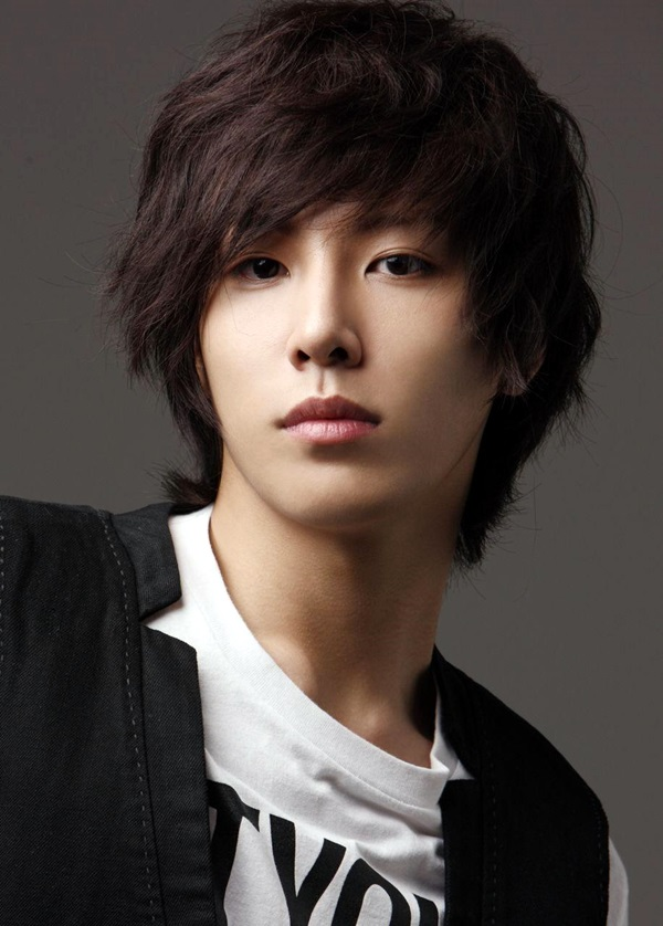 Korean Men Hairstyles (2)