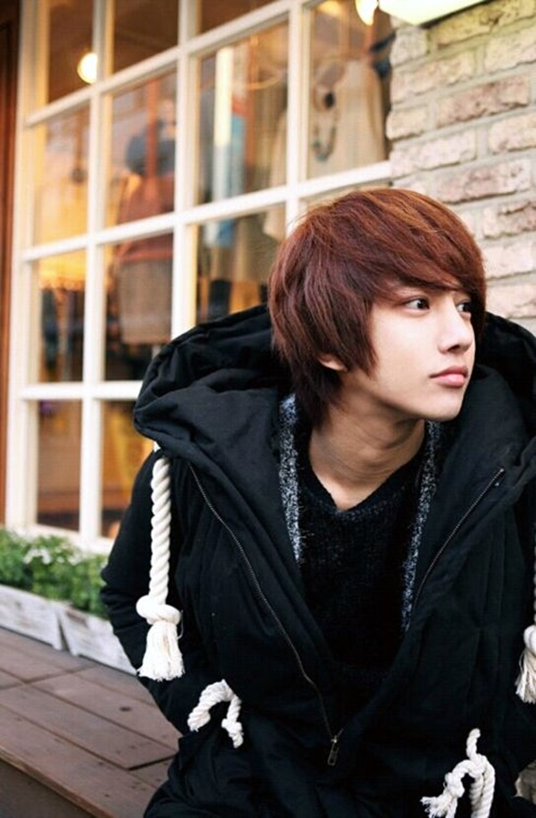 Korean Men Hairstyles (24)