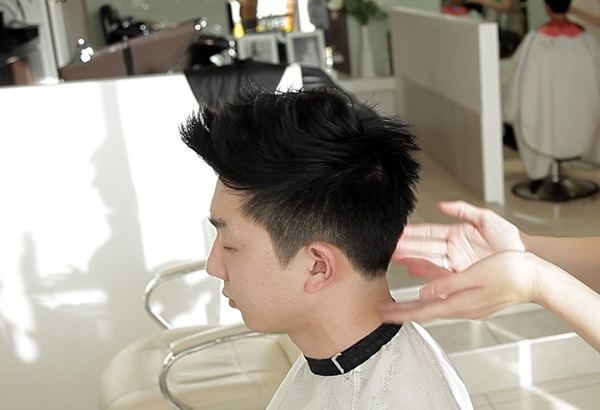 Korean Men Hairstyles (3)