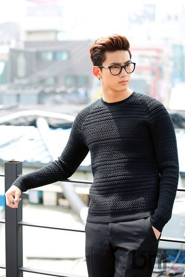 Korean Men Hairstyles (9)