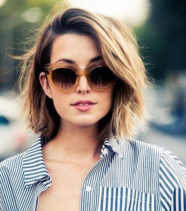 Medium and Short Hairstyles for Thin Hair (12)