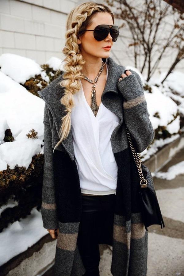 Medium and Short Hairstyles for Thin Hair (4)