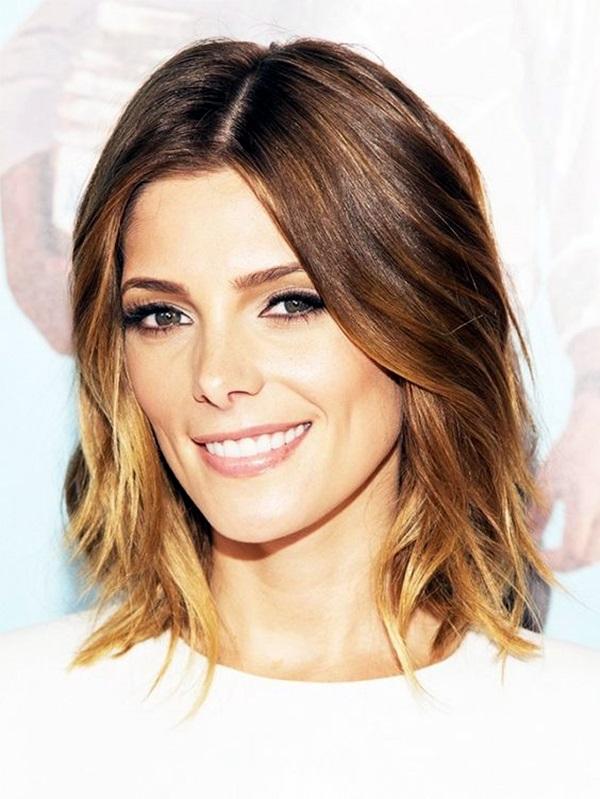 Medium and Short Hairstyles for Thin Hair (8)