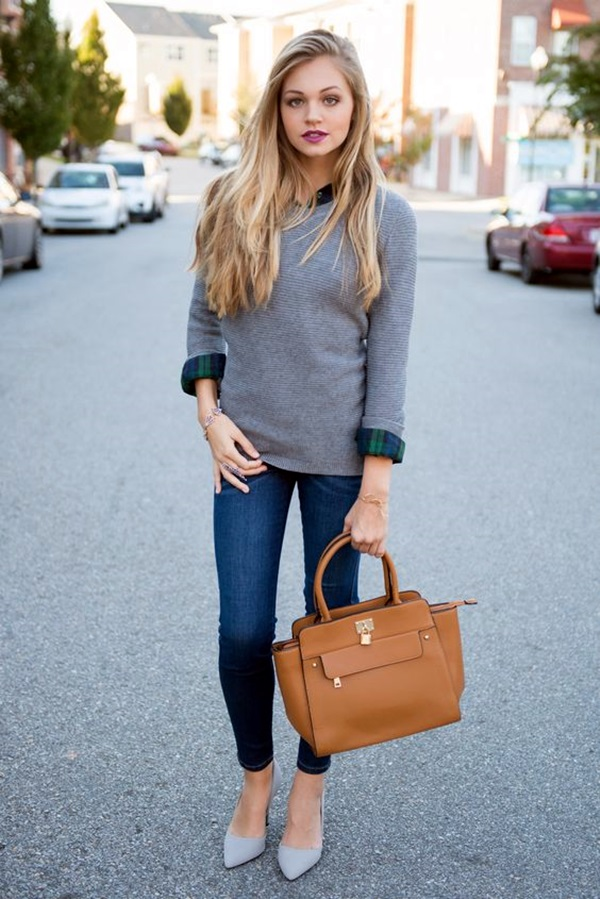 Preppy Outfits and Fashion Ideas (10)